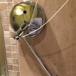 Shower - Hotel Pantelidis Image
