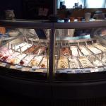 Assorted gelato