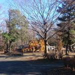 公園内の遊戯施設