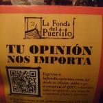 Foto de La Fonda del Puertito