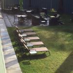 BBQ/Lounge Area
