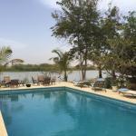 Pool - Lampsar Lodge Restaurant Photo