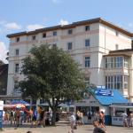 Hotel an der Strandpromenade