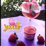 Strawberries & Champagne Sorbet