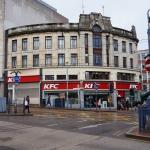 KFC on Commercial Street, Sheffield