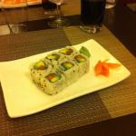 Makis saumon/avocat