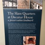 Decatur House Foto
