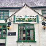 The Green Dragon Inn, Buttington, Welshpool