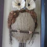 Cute owl decor