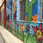 Valparaiso - an open art gallery