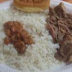 Combo#6 roast pork