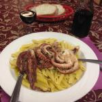 Mike's - - Cranston VFW - Polpo (Octopus)