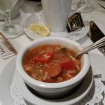 Sausage gumbo, really good