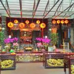 Bishanyan Kaizhang Shengwang Temple