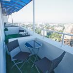 Балконы номеров Стандарт Улучшенных