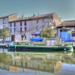 Le Somail on the Canal du Midi - five minutes away