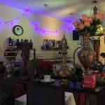 Restaurant Indian style