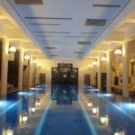 Amathus Hotel  indoor swimming pool