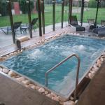 piscine jaccuzzi