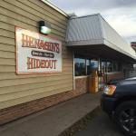 Henagin's Hideout