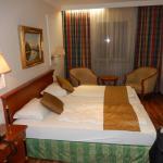 Habitación en hotel Cristall
