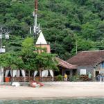 hotel aan het strand