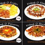 Nos Assiettes de Kebab