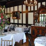 Elegant dining at the Benbow Historic Inn.