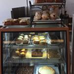 Our pastry display