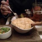 Lamb Shank Pie... Holy...