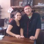 Tania and Santiago