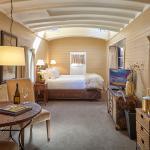 Caboose Queen Room
