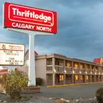 Calgary North Thriftlodge Foto