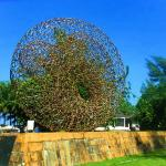 Thunami Monument