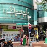 One of the Entrance Mustafa Center
