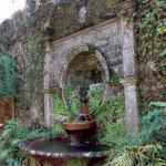Fuente del jardin
