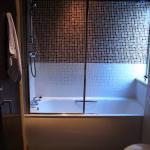 Lush のバスルーム