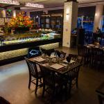 Our beautiful salad bar!
