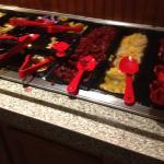 Liberty Diner - salad bar