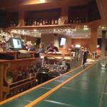 Mickey Finn's - bar area