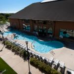 Seasonal outdoor pools at Timber Ridge