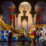 Aladdin at the Wortham Theatre