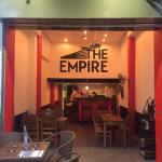 The Empire from outside in!