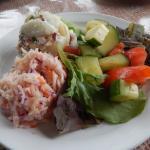 Baddeck Lobster Supper Foto