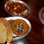 Indian street food from Delhi