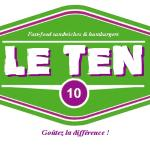 Le Ten Restaurant Fast Food Romilly