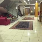 Hall hotel ARMIÑE