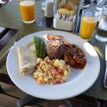 Condovac La Costa - Breakfast