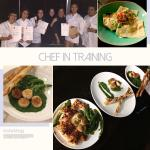 Chef in Training participants graduating