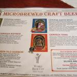 Options for craft beer